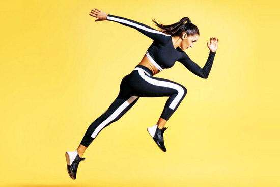 Activewear Sports Fabrics
